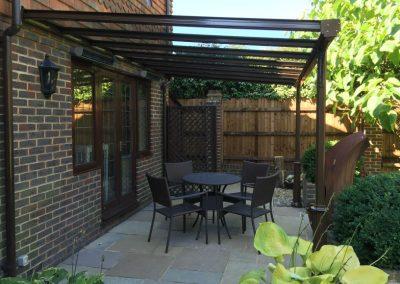 Simplicity 6 garden veranda